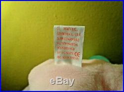 3 Vtg RARE Beanie Babies HIPPITY HOPPITY FLOPPITY 1996 TAG ERRORS Retired PVC