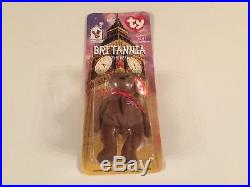 Beanie Babies 1999 McDonalds international lot -all 4 rare errors