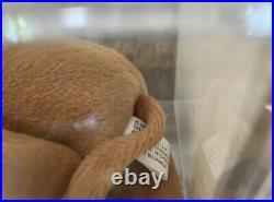 Beanie Baby Humphrey ULTRA RARE 2nd Generation