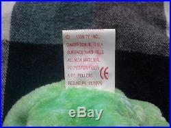 Beanie Baby Kicks -Very Rare Version/Error/Tags
