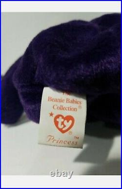 Beanie Baby Very RARE Vintage Princess Diana 1997FREE SHIPPING
