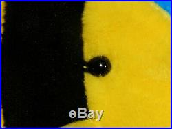 EXTREMELY RARE EYE XTRA STRIPS FINS ERRORS BUBBLES Ty Beanie Babies PVC 1 ED