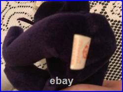 Extremely Rare Beanie Baby Princess Diana INDONESIA SPACE