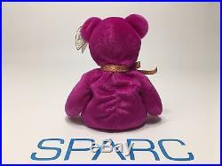 Millenium Bear Ty Beanie Baby RARE/ERRORS