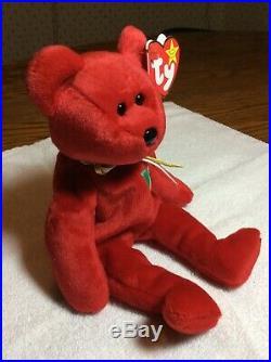 Osito Bear Beanie Baby RARE (1999)