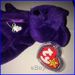 PRINCESS DIANA BEAR. Retired Ty Beanie Baby. VERY RARE! 1997