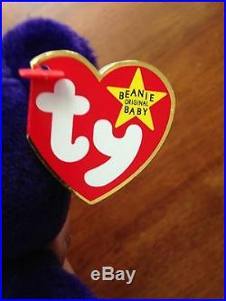 Princess Diana Beanie Baby ULTRA RARE! TY