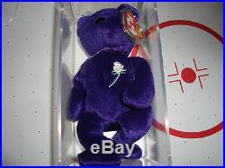 96a2243574c Princess Diana Beanie Baby rare TY 1997