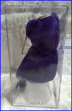 Princess Diana TY Beanie BabySUPER RARE Indonesia MWMT Museum Quality