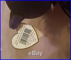 Princess Diana Ty Beanie Baby First Edition Rare Mint Condition Original 1997