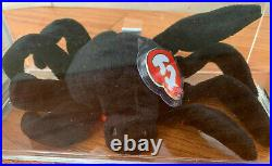 RARE Authenticated Ty 3rd Gen WEB Beanie Baby