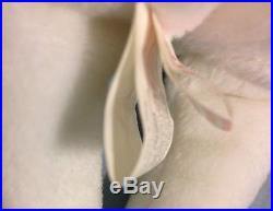 RARE TY Valentino Beanie Baby China Canada 2 Tush Tags! PVC Pellets, No Stamp