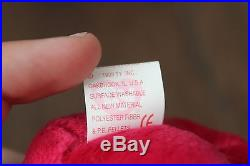 RARE Valentina Ty Beanie Baby Original Collectible Multiple Errors! READ