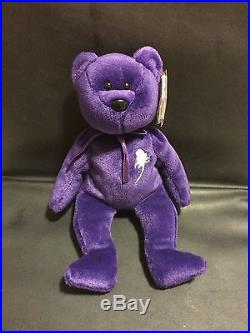 Rare 1997 Princess Diana TY Beanie Baby-will consider other offers