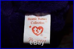 Rare 1st Edition 1997 Princess Diana TY Beanie Baby