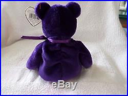 Rare-MUSEUM-Mint-1st-Edition-Princess-Diana-1997-Retired-Beanie-Baby-NO-SPACE