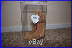 Rare Original Curly Ty Beanie Baby Errors Handmade MWMT