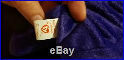 Rare Princess Diana Beanie Baby Babies First edition Indonesia! Free shipping