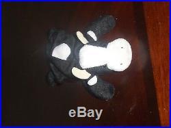 Rare TY 1993/1994 Beanie Baby Daisy Cow