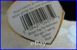Rare TY Original Beanie Babies Waddle The Pengun Errors- #4075-Retired-Error