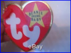 Rare Ty Beanie Babies Collection Snip Siamese Cat Retired Errors 1996 Retired