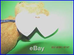 Rare Ty Retired Beanie Baby Fuzz 1998 Nwt Tag Errors