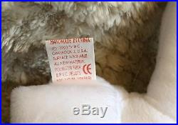Retired - RARE Valentino, 1999 Signature Bear and Millennium Bear