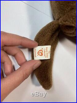 Retired Ty Seaweed The Otter Beanie Baby Rare Tag Errors And Features MWMT