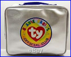TY Beanie Babies Rare Retired Collectors Edition Official Membership Club Kit