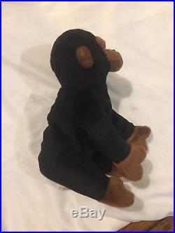4665567a65b TY Beanie Baby Congo Very Rare