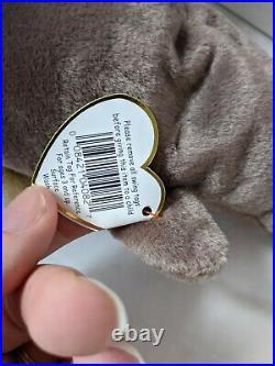 TY Beanie Baby Rare Retired Original Pristine Mint Condition 1996 Jolly Walrus