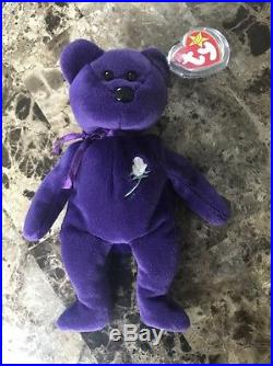 988f62aaa71 TY Princess Diana 1st Gen 1997 BEANIE BABY ULTRA RARE MINT With Tags  RETIRED Error