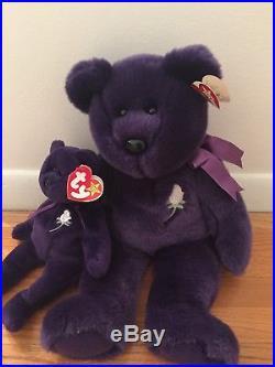 TY Princess Diana Beanie Baby 1997 Rare Great Condition star, no spacing
