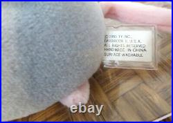 Ty Beanie Authenticated 3rd Gen. Very Rare Trap the Mouse with Perfect Mint Tags
