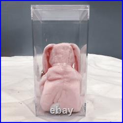 Ty Beanie Babies Hoppity Rabbit Pink Rare