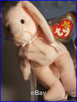 Ty Beanie Babies RARE Retired w Tag Errors ORIGIINAL/SURFACE STAMP HOLIDAY DEAL