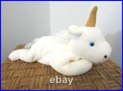 Ty Beanie Baby Authenticated 1st Gen. Mystic Fine Mane with Very Rare Mint Tags