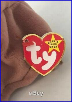 Ty Beanie Baby Batty The Bat 1996 Retired Rare Vintage & Collectable