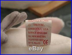 Ty Beanie Baby Original 1997 KUKU Retired, Rare, MINT CONDITION WITH ERRORS