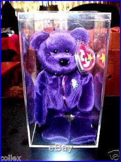 78d8703dee6 Ty Beanie Baby Retired HOLY GRAIL Princess Diana Plush Mint 1997 P. E. 1st  Ed RARE
