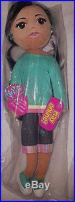 Ty Girlz Marvelous Malia and Sweet Sasha doll extremely rare Obama controversy