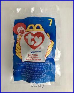 Ty Teenie Beanie Babies McDonald's 1998 Mel the Koala Ultra Rare MIP