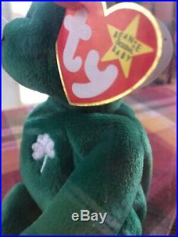 Ty beanie babies extremely rare Erin
