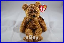 7be0d49fb2e Ty beanie baby Very Rare (fuzz) orig 1998 collectible with Tag Errors